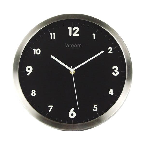 Nástěnné hodiny MInimal Black