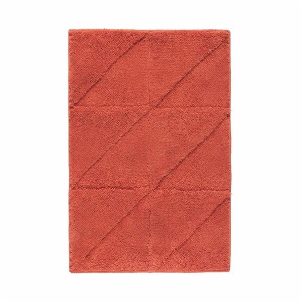 Koupelnová předložka Sabir Red, 60x90 cm