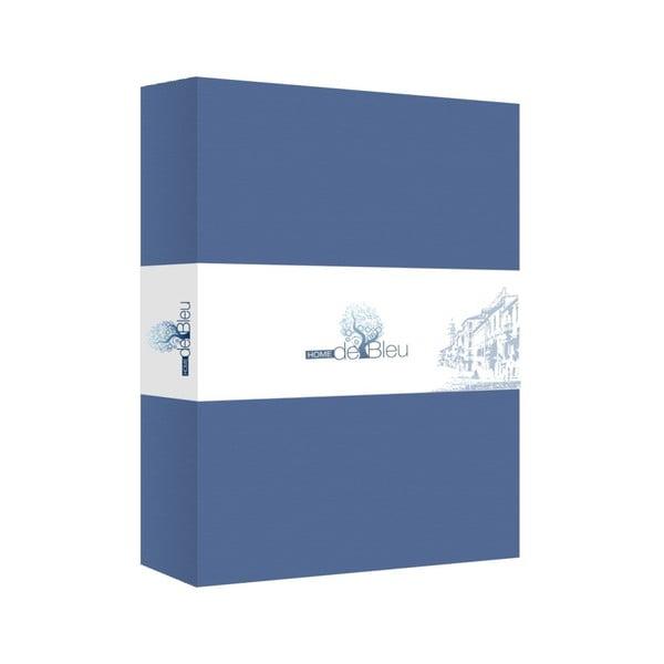 Prostěradlo Home de Blue 160x200 cm, blue