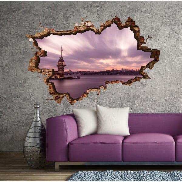 Autocolant de perete 3D Art Kaat, 70 x 45 cm