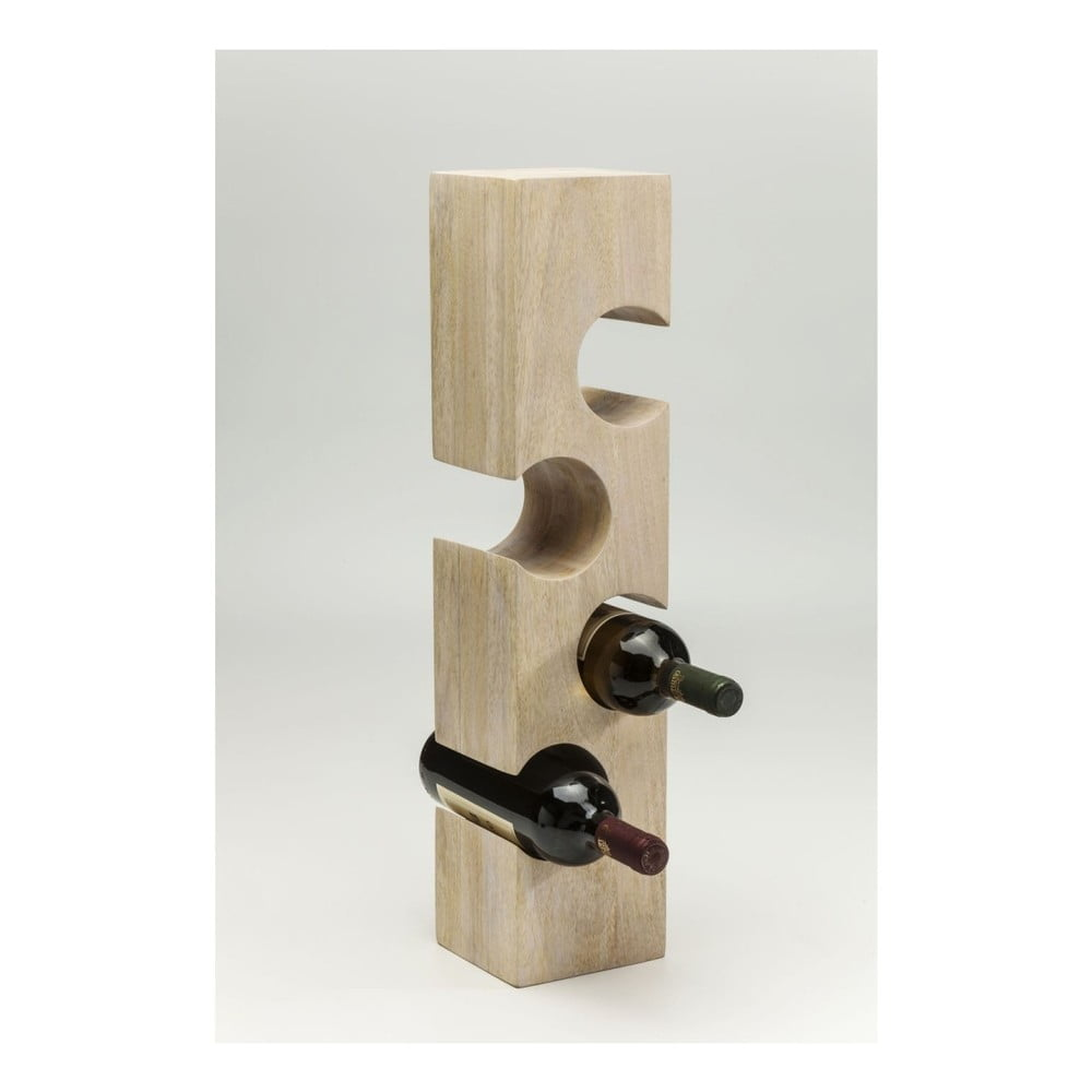 4dílná vinotéka Kare Design Puzzle