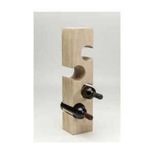 Suport pentru 4 sticle de vin Kare Design Puzzle
