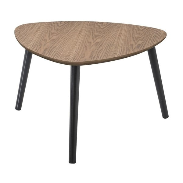Hnědý konferenční stolek Nomad
