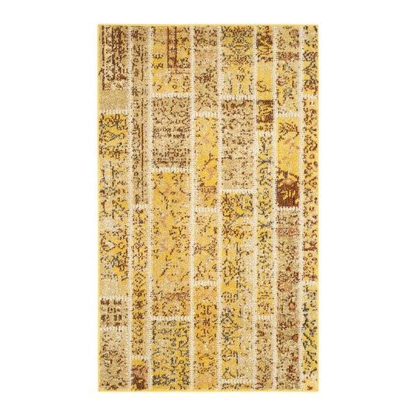 Koberec Effi 121x170 cm, žlutý