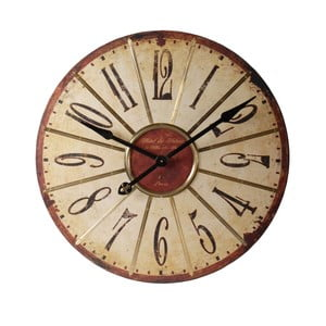 Nástěnné hodiny Antic Line Adalard