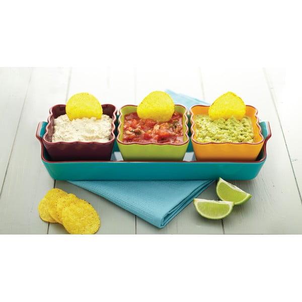 Servírovací misky Kitchen Craft Mexican Flavour