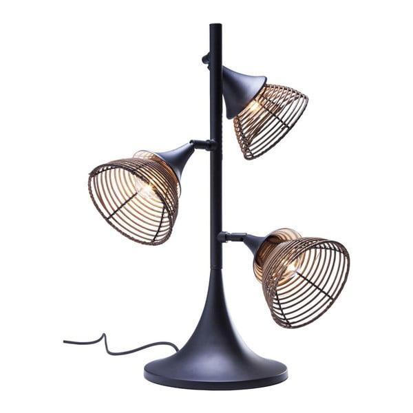 Stolní lampa Kare Design Rattan Tre