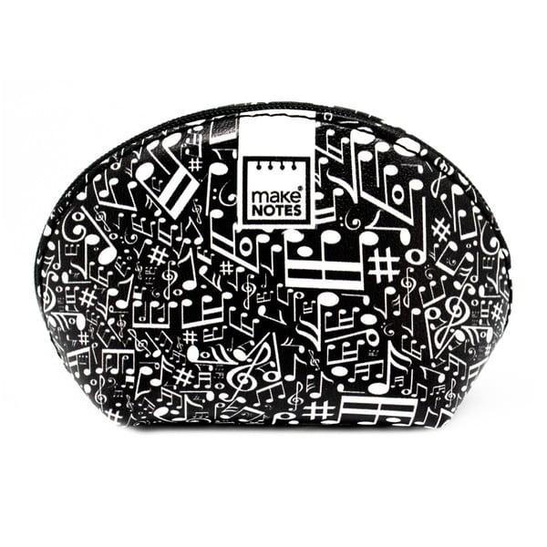 Peňaženka na mince a kľúče Makenotes Music