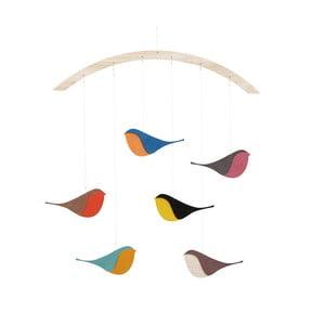 Závěsná dekorace SNUG.Songbirds