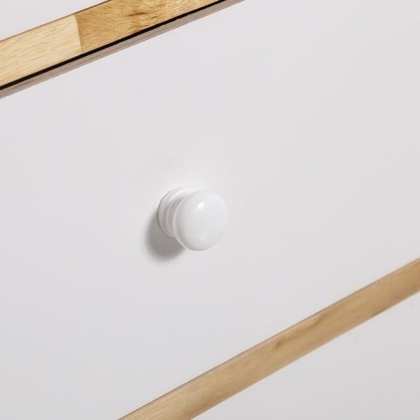 Komoda se šuplíky Skandy, 94 cm