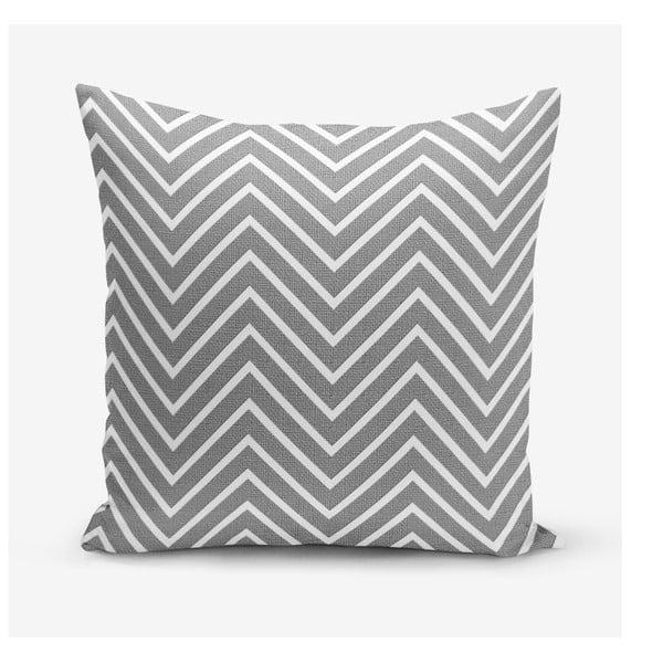 Moderno pamutkeverék párnahuzat, 45 x 45 cm - Minimalist Cushion Covers