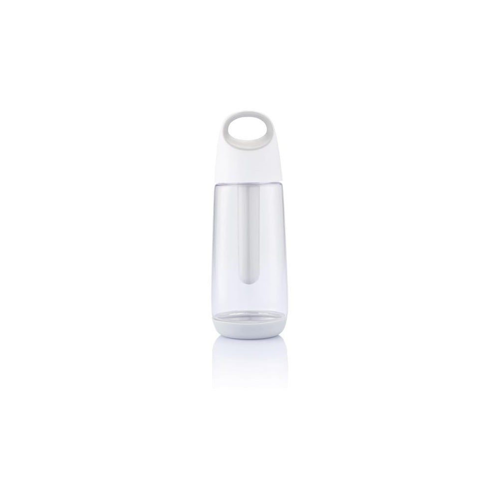 Bílá chladící lahev XD Design Bopp, 700 ml