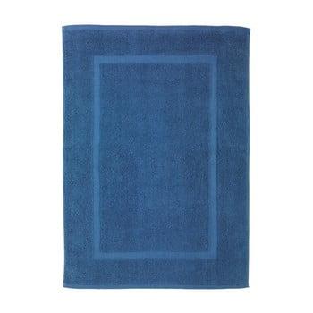 Covor baie din bumbac Wenko Slate, 50x70cm, albastru de la Wenko