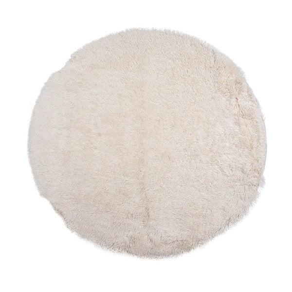 Krémový koberec Floorist Soft Bear, 160cm
