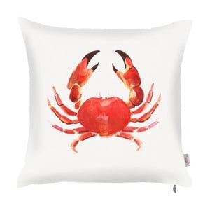 Povlak na polštář Apolena Red Crab, 43x43cm