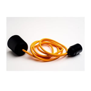 Barevný kabel Loft, grapefruit