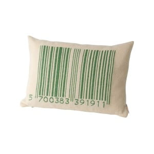 Polštář 40x60 cm, zelený