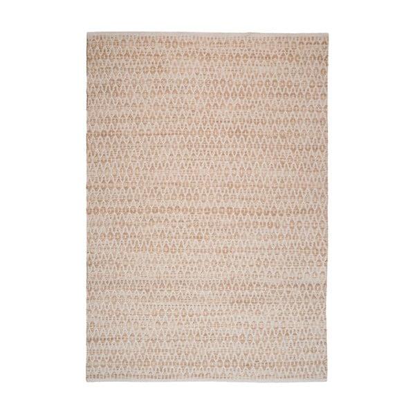 Vlněný koberec Bedford Beige, 160x230 cm