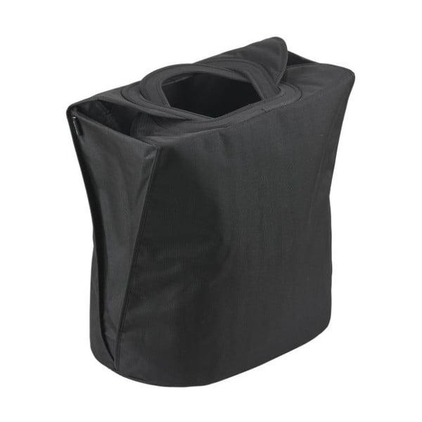 Černý koš na prádlo Zone Ruzzo
