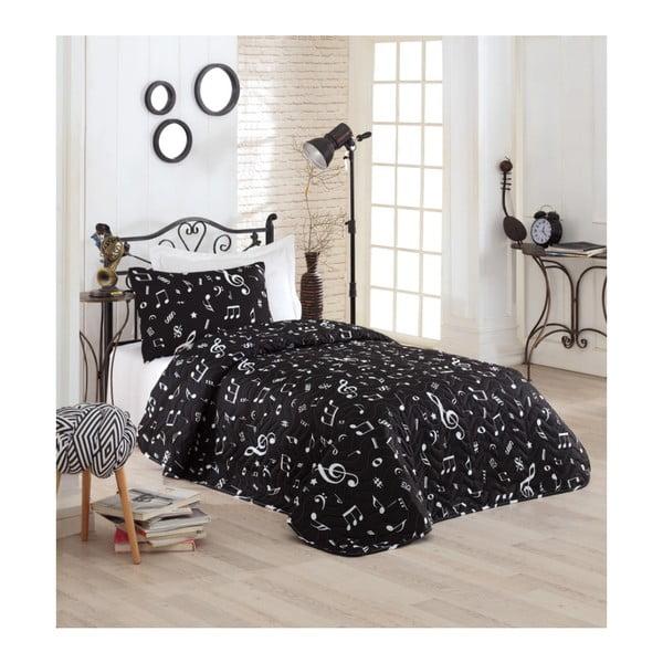 Set cuvertură pentru pat single și față de pernă Aalto, 160 x 220 cm