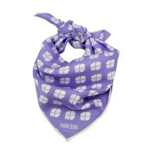 Hedvábný šátek Shirin Sehan - Ines Viola