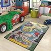 Dětský koberec Race, 100x150 cm