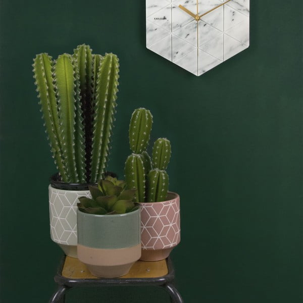 Květináč Present Time Hexagon