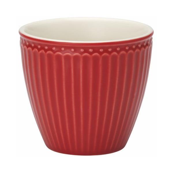 Czerwony kubek Alice Red, 300 ml