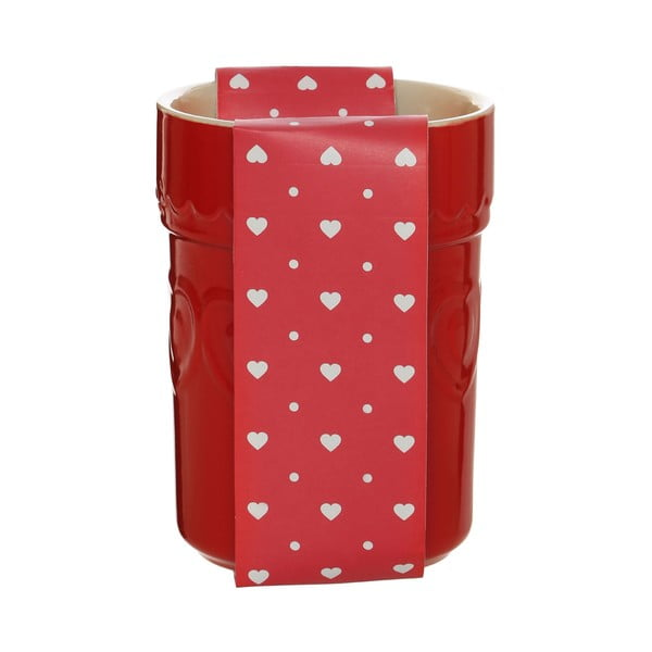 Dóza Premier Housewares Sweet Heart, 0,8l