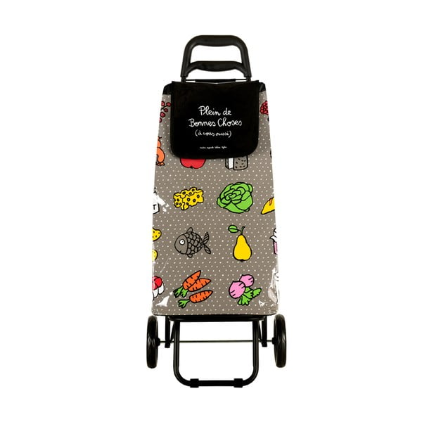 Nákupní taška Mission shopping, multicolored