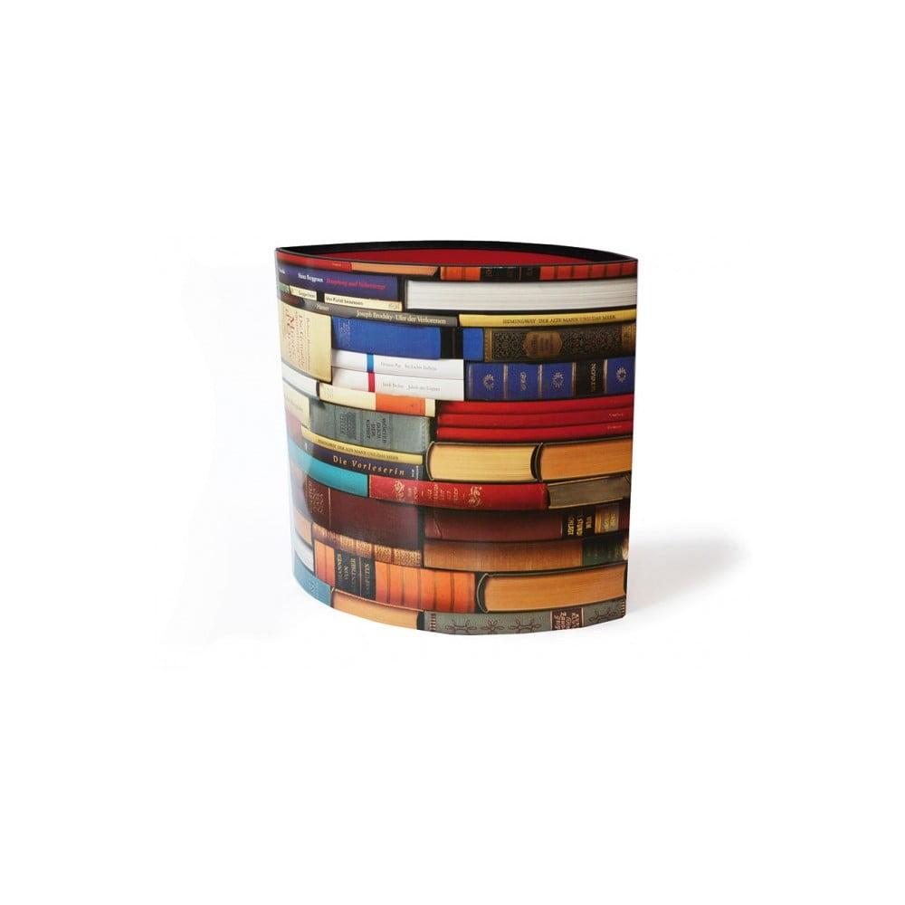 Koš na papír Remember Bookworm