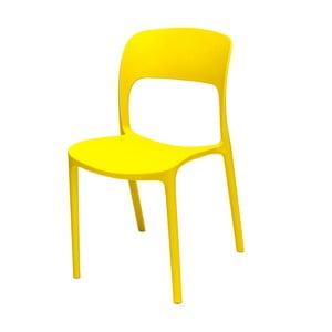 Žlutá židle Ragaba UFO