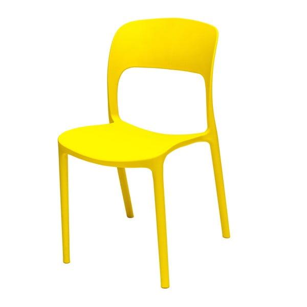 UFO sárga szék - Ragaba