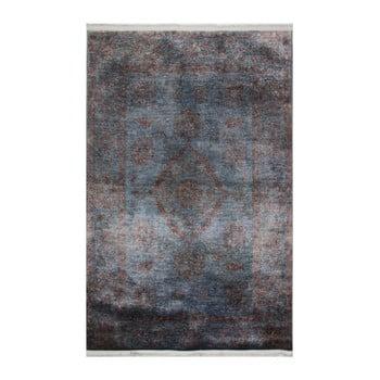 Covor Eco Rugs Diane, 120 x 180 cm, albastru – gri de la Eko Halı