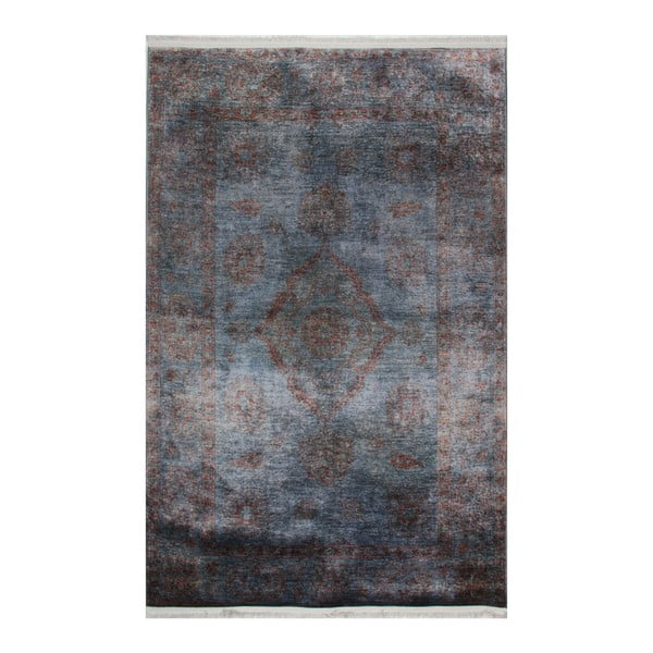 Eco Rugs Diane szürkéskék szőnyeg, 120 x 180 cm