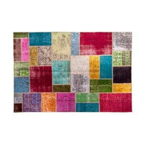 Vlněný koberec Allmode Multi Yan, 150x80 cm