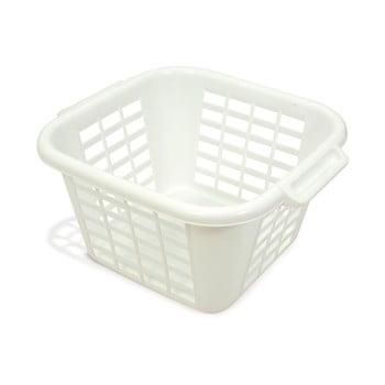 Coș de rufe Addis Square Laundry Basket, 24 l, crem imagine