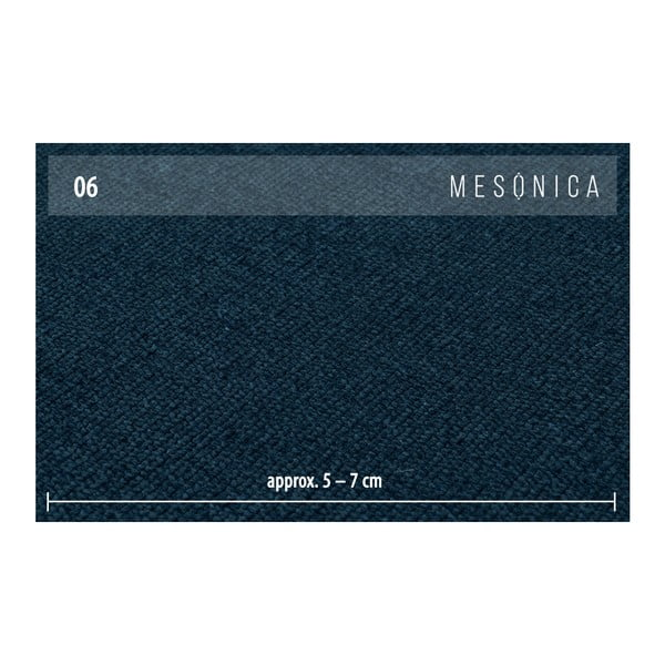 Tmavě modrá podnožka MESONICA Toro
