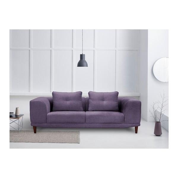 Levandulově fialová trojmístná pohovka Windsor & Co Sofas Sigma