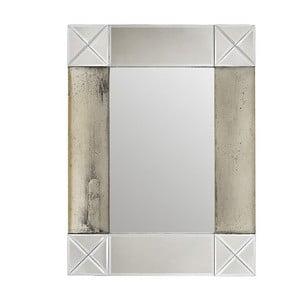 Nástěnné zrcadlo In Silver, 64x83 cm