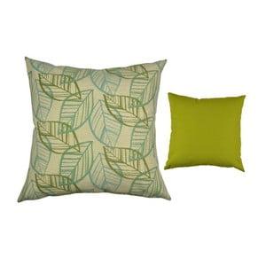 Zelený polštářek Stardeco, 45 cm