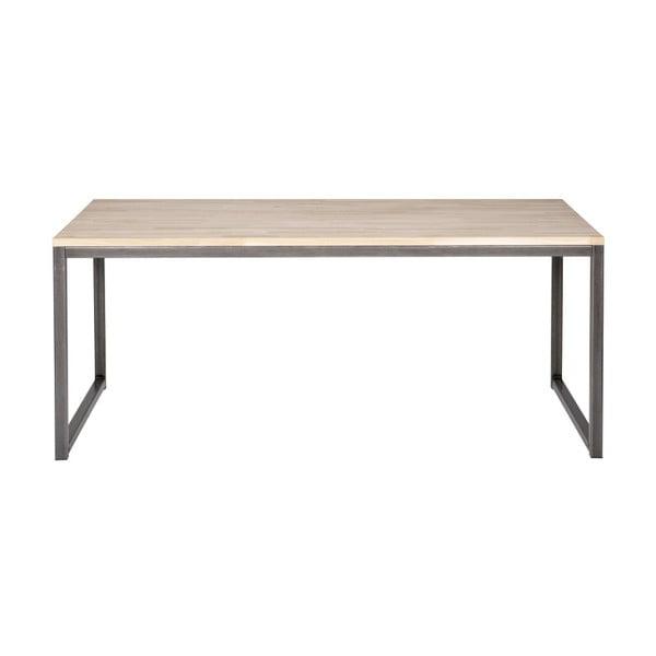 Olivier tölgyfa étkezőasztal, 90 x 180 cm - WOOOD