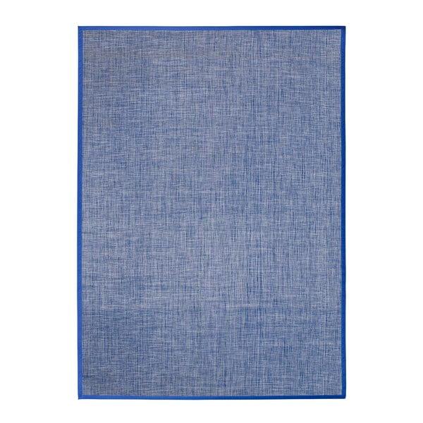 Covor Universal Bios Liso, 170 x 240 cm, albastru