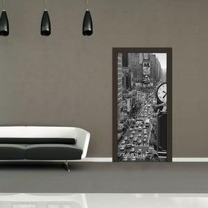Tapeta na dveře New York, 95x210 cm