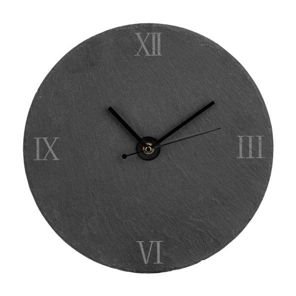 Břidlicové hodiny Slate, 30 cm