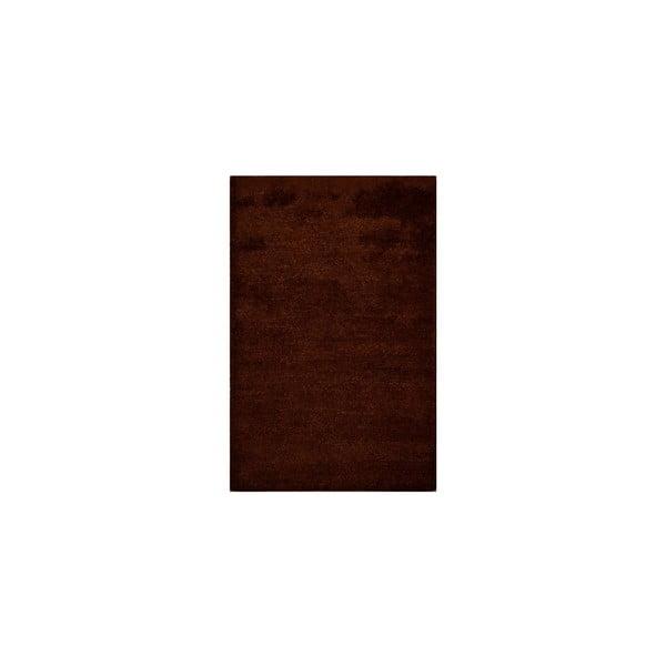 Vlněný koberec Himalaya Choco, 170x240 cm