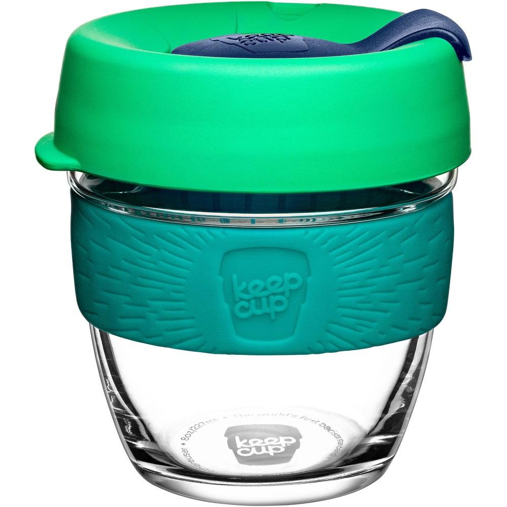 Cestovní hrnek s víčkem KeepCup Brew Floret, 227 ml