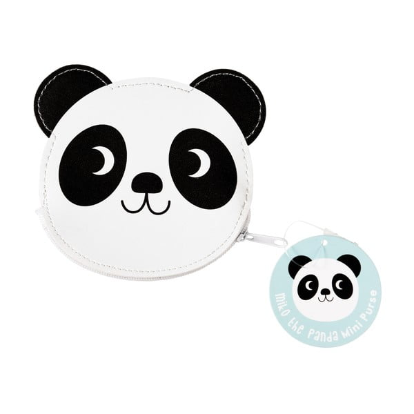Portmonetka w kształcie pandy Rex London Miko the Panda