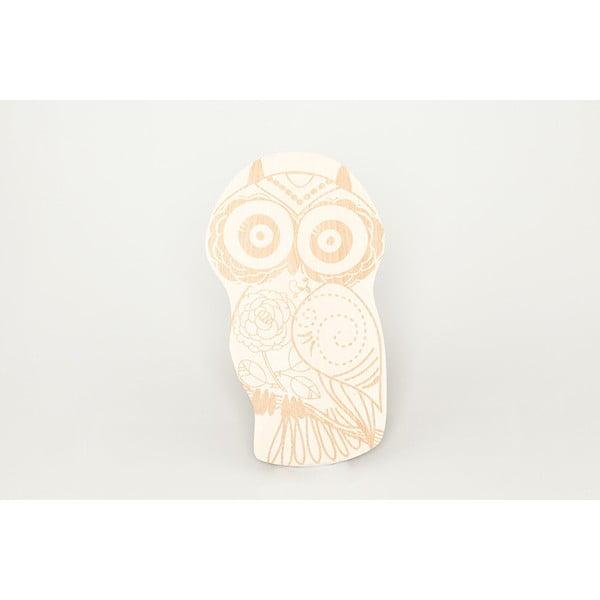 Dřevěné krájecí prkénko Big Owl