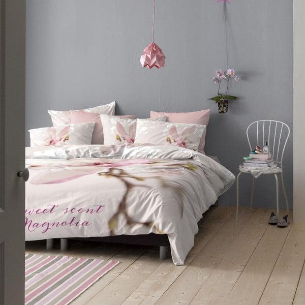 Povlečení Magnolia Pink, 240x200 cm